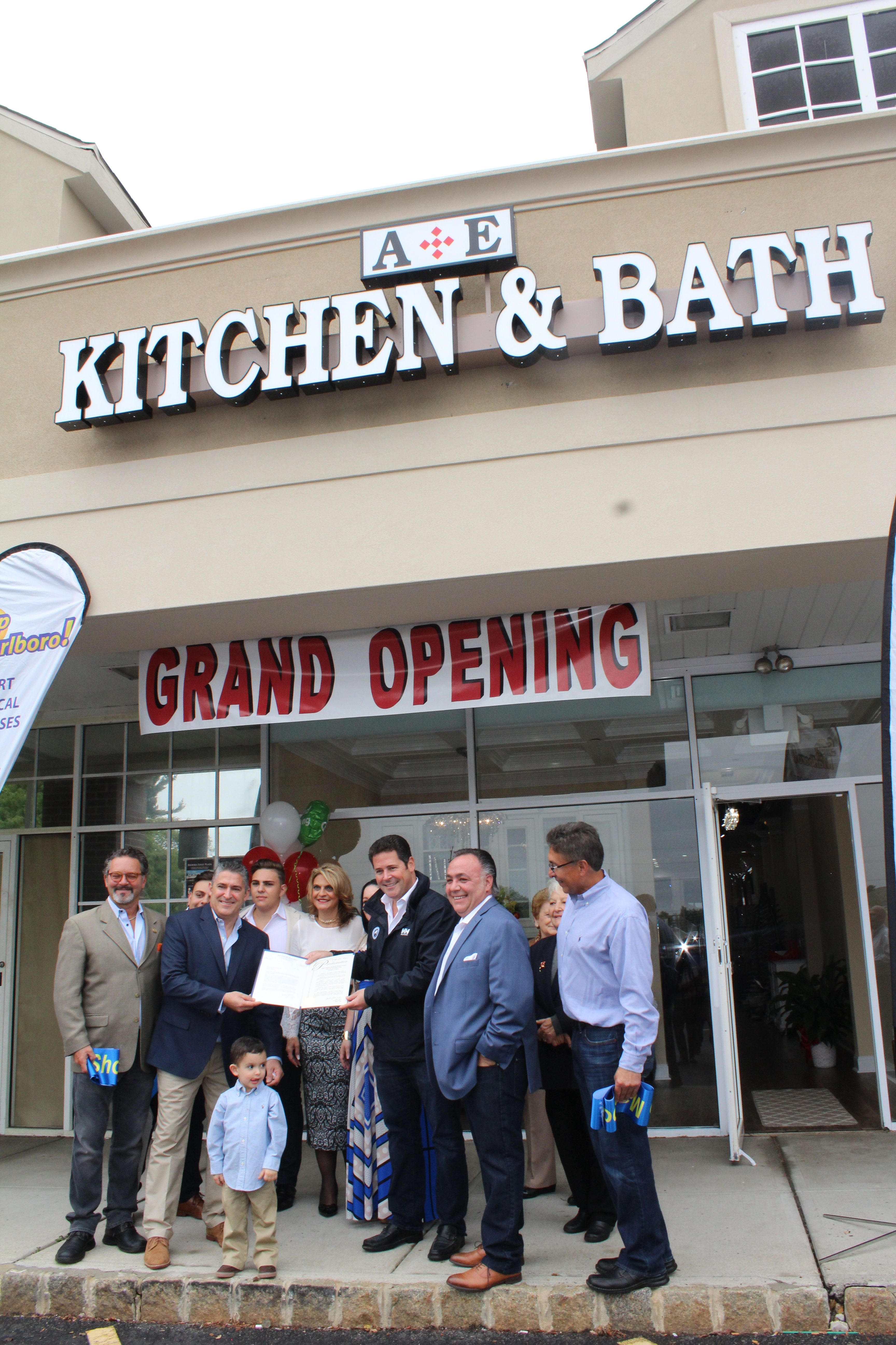 A&E Kitchens and Bath Design Center - Economic Development ...